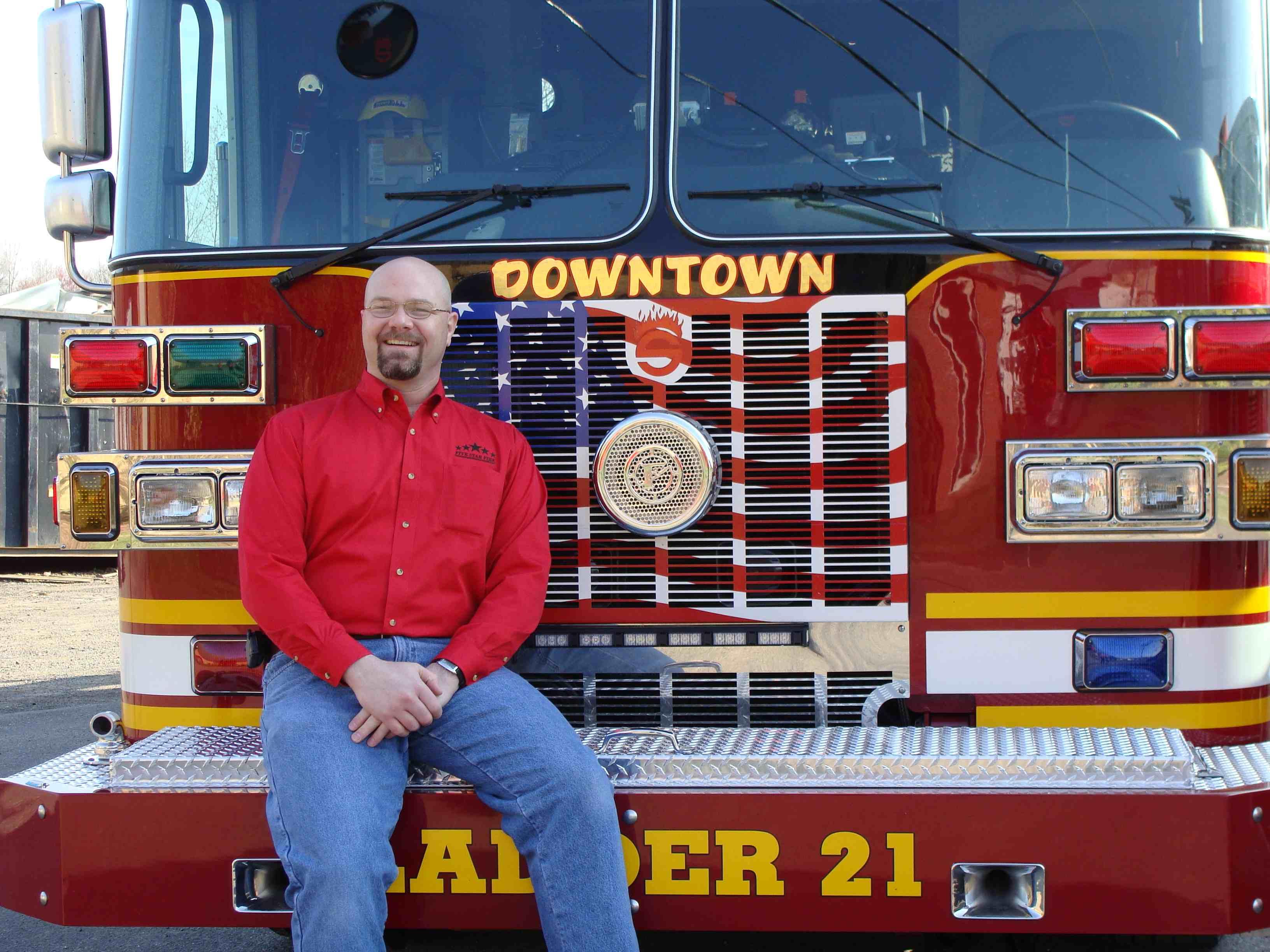 Fire truck-2